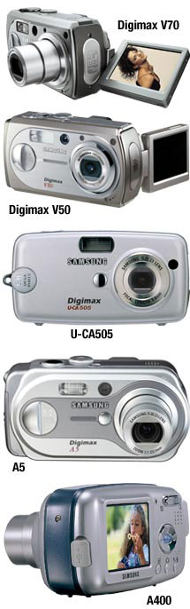 Samsung Cameras go from strength to strength - digital camera and photography news