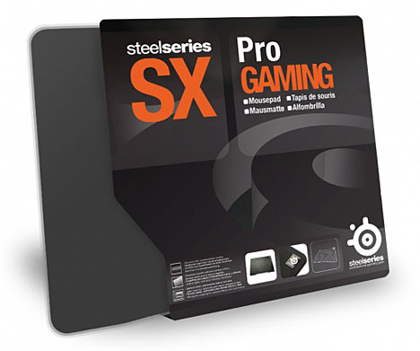 steelseries sx pad