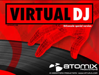 Atomix Virtual DJ Pro 5.2 Full Plugins Portable - automatic seamless loop engine