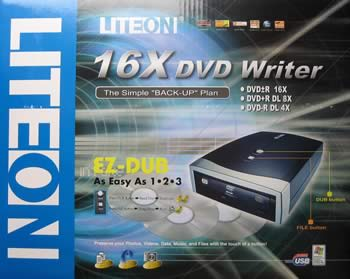 DRIVER FOR LITEON SHW-1635SU