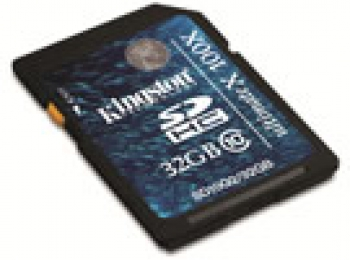 Kingston UltimateX 100X 32GB SDHC review