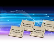 Broadcom Announces 64Bit Quad-core Router Processor At CES