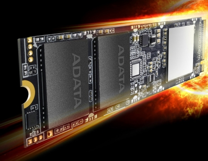 ADATA Launches the SX8100 PCIe Gen3x4 M.2 2280 SSD
