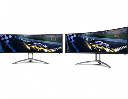 """AOC Announces the 49"""" AGON AG493UCX Gaming Monitor"""