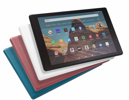 Amazon Introduces Fire HD 10, Kindle Kids Edition