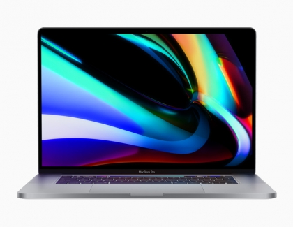 Apple Introduces 16-inch MacBook Pro, New Mac Pro and Pro Display XDR