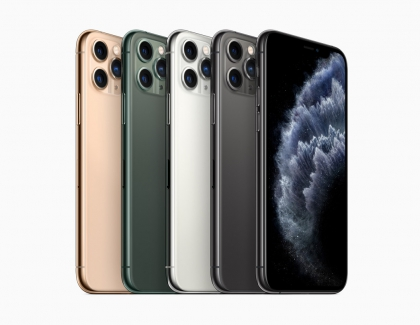 Apple Unveils the New iPhone 11, iPhone 11 Pro and iPhone 11 Pro Max