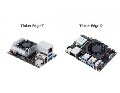 ASUS Thinker Edge T Single-board Computer is Equipped With a Google TPU