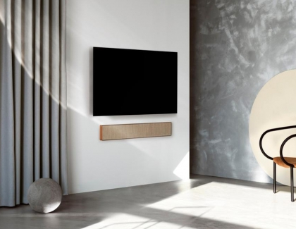 Beosound Stage is Bang & Olufsen's First Soundbar