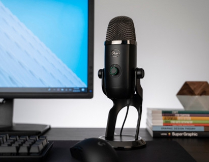 Blue Introduces The Yeti X Professional USB Microphone