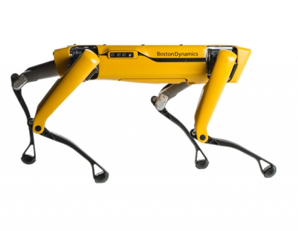 Boston Dynamics Robot Dog Spot Now Available