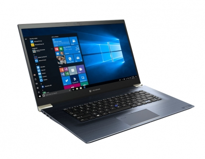 "Tecra X50 is Dynabook's Thinnest and Lightest 15.6"" Laptop"