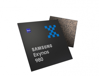 Samsung Introduces the Exynos 980  5G-Integrated Mobile Processor