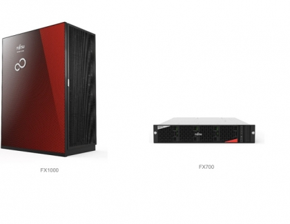 Fujitsu Launches New PRIMEHPC Supercomputers, Partners With CRAY to Bring HBM2 Arm Processor to the Market