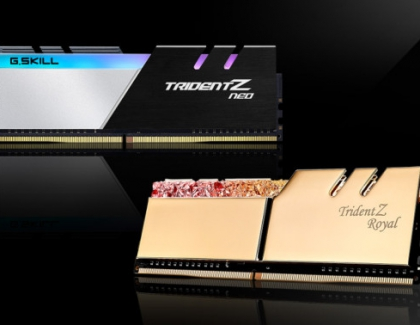 G.SKILL Announces New High-Performance DDR4 Memory Kits for HEDT Platforms