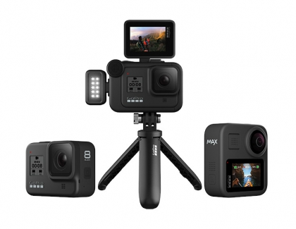 GoPro Launches the HERO8 Black and the GoPro MAX Cameras
