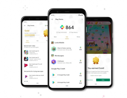 Google Play Points is Launching in the U.S.