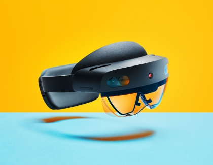 Microsoft Hololens 2 AR Headset Coming Next Month