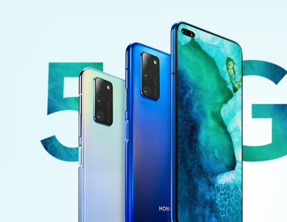 New Honor V30 Pro with 5G Coming For $550