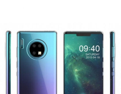 Huawei Mate 30 Pro Loses Back Door To Google Apps