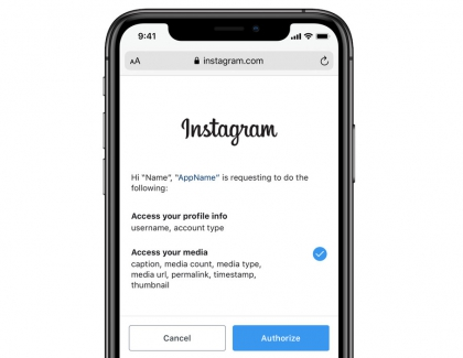 Instagram to Let You Control the Data You Share with Third-Party Apps