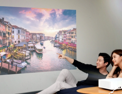 LG Launches More Affordable LED 4K CineBeam Projector