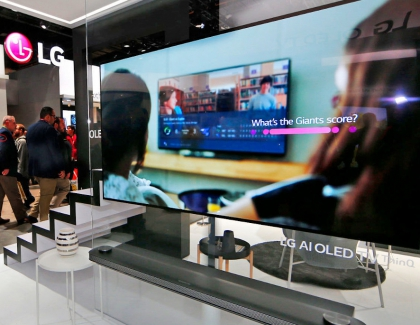 LG Electronics Posts Earning in Q3 Despite Slow Smartphone Sales