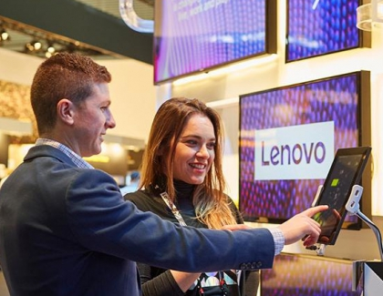 Lenovo's Profit Jumps 20 Percent