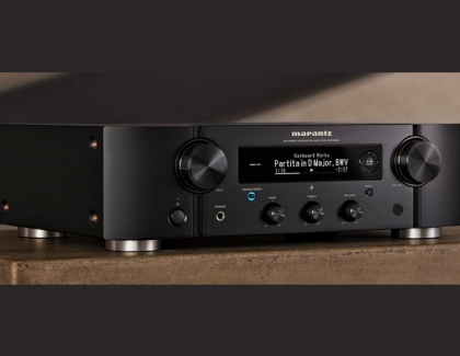 Marantz Launches New PM7000N Amplifier With Streaming Capabilities