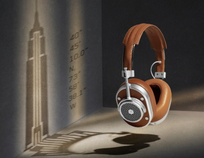 Master & Dynamic Introduces The MH40 Wireless Over-Ear Headphones