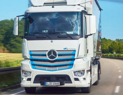 Daimler Trucks Launches Ecosystem for Entry into e-mobility