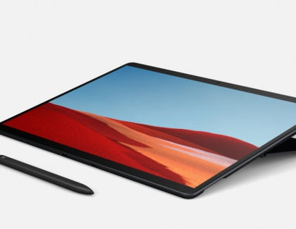 Microsoft's Surface Pro X Available For Purchase