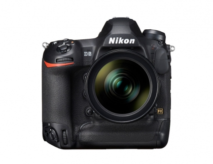 Nikon Teases With the D6 Pro DSLR