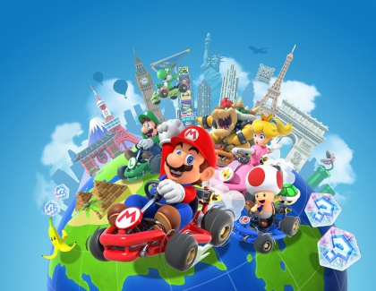 Nintendo to Bring Multiplayer Option to the Mario Kart Tour Mobile Game