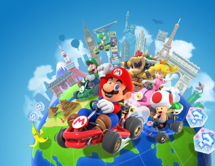 Mario Kart Tour Launches With Server Problems