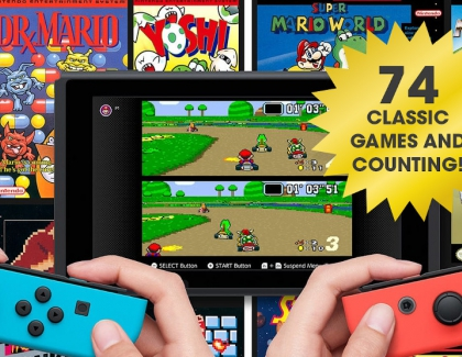 Nintendo Switch Online Continues to Expand With More Classic Super NES and NES Games