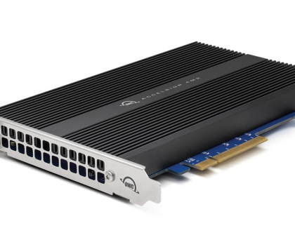 OWC Launches the Accelsior 4M2 SSD