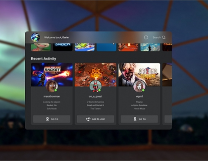 Facebook Brings More Social Features to Oculus