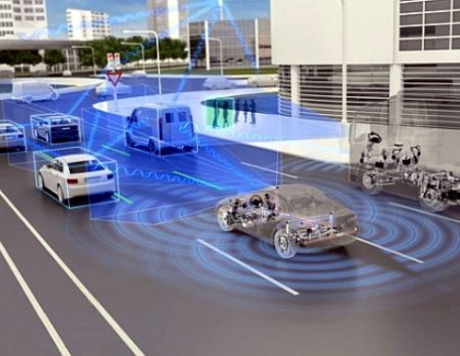 Huawei Plans to Develop Radars for Autonomous Cars