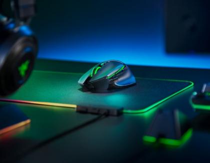 Razer Releases New  line-up of Wireless Basilisk Mice