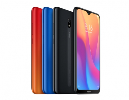 Xiaomi Redmi 8A Comes With a 5000mAh Battery, USB Type-C Port and 18W Fast Charging