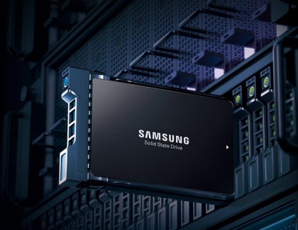 "Samsung Develops First ""Key Value"" SSD Prototype"