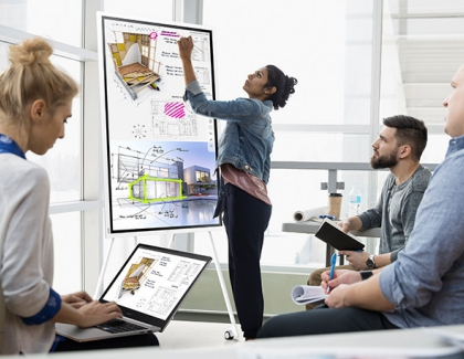 Samsung Launches New Flip 2 Interactive Display