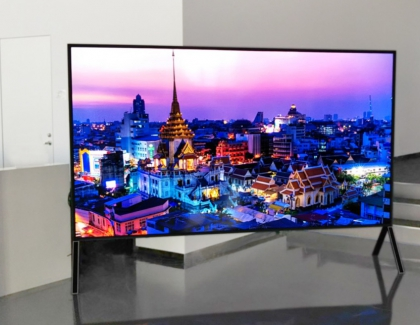 SHARP to Showcase 120-inch, 8K LC Display at IFA2019