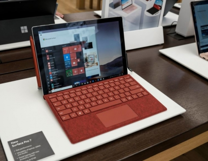 New Microsoft Surface Devices Available at Microsoft Store