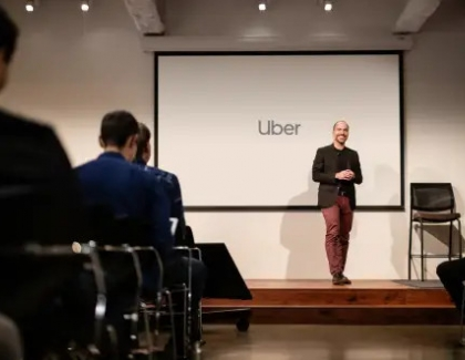 Uber Forecasts Profit in 2021
