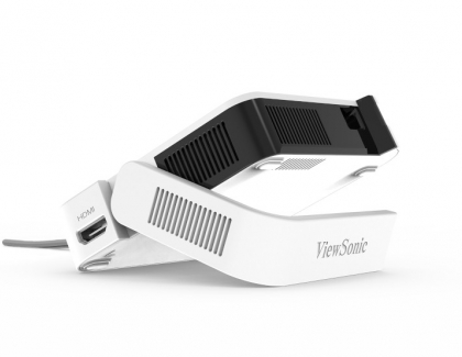 ViewSonic Introduces the Ultra-Portable M1 Mini LED Projector