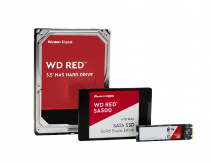Western Digital Introduces New NAS Storage Solutions