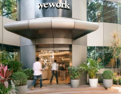 SoftBank Officially Takes Over WeWork