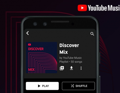 YouTube Music Creates Playlists Mixed For You
